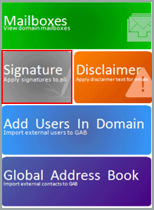 how to create signature on 0 365